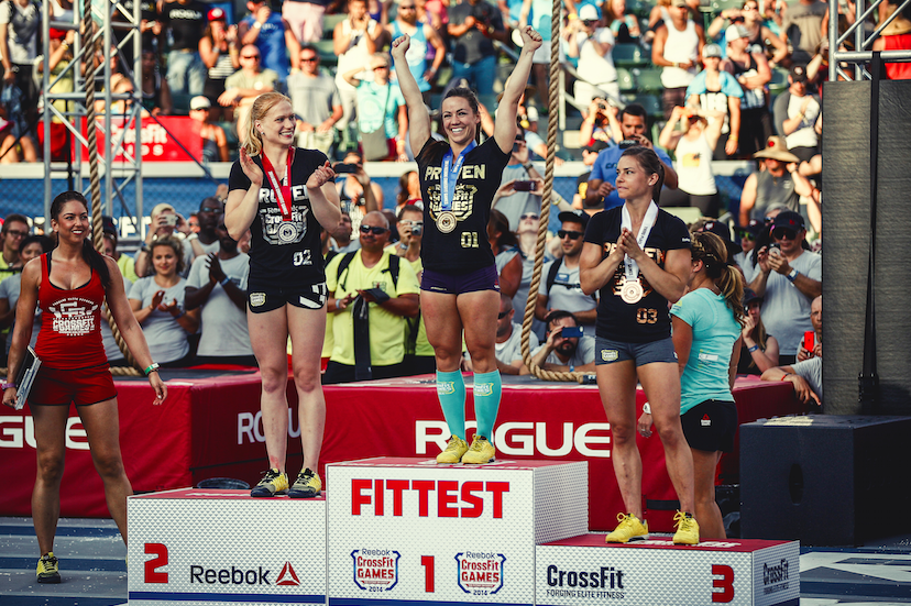 CrossFit Games 2014 donne