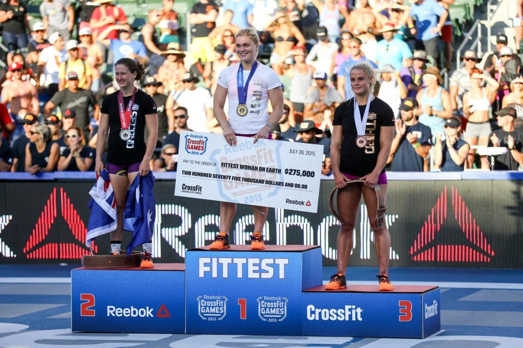 CrossFit Games 2015: podio femminile