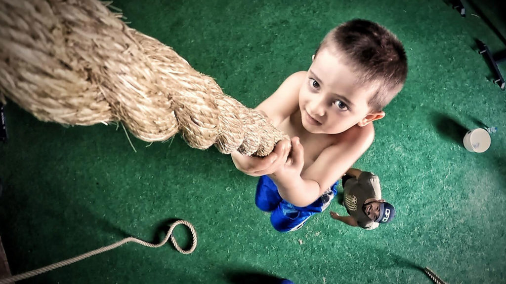 Bambini e allenamento della forza