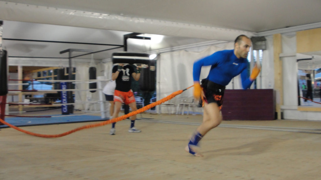 Preparazione atletica sport da combattimento. I numeri