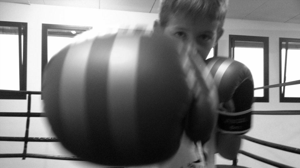 Bambini e sport da combattimento