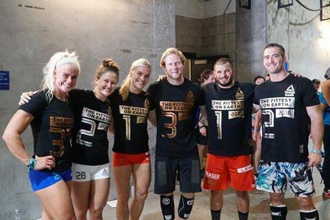 CrossFit Games 2016: i vincitori