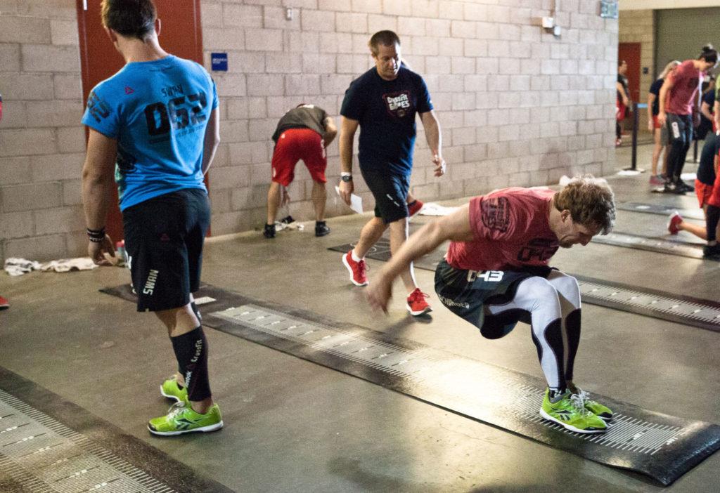 Un esempio di test sul salto in lungo