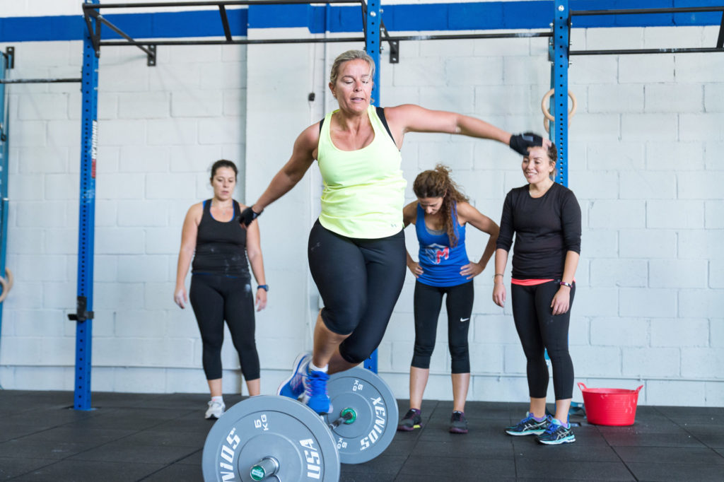 Burpees over bar 03