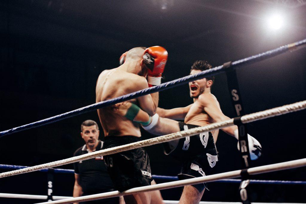 Il taglio del peso negli Sport da Combattimento