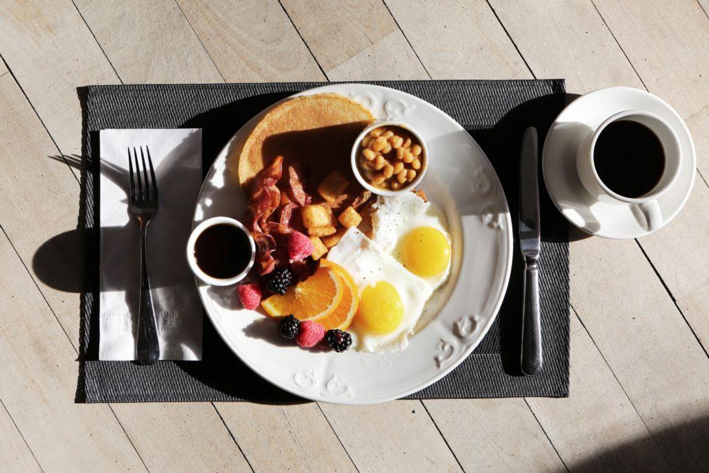 Colazione SI vs colazione NO