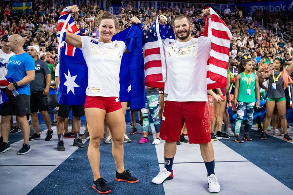 CrossFit Games 2019