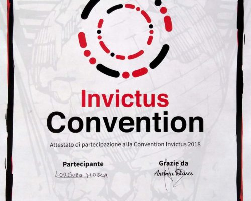 2018-11-11 Invictus Convention 2018