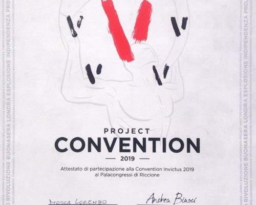 2019-11-02 Project Invictus Convention 2019