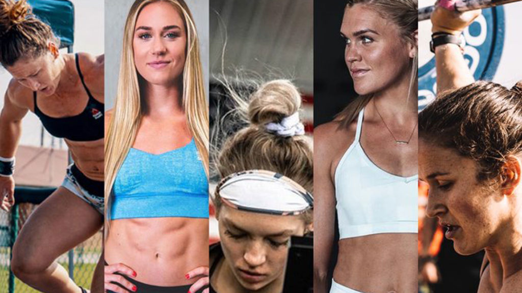 Finaliste donne CrossFit Games 2020