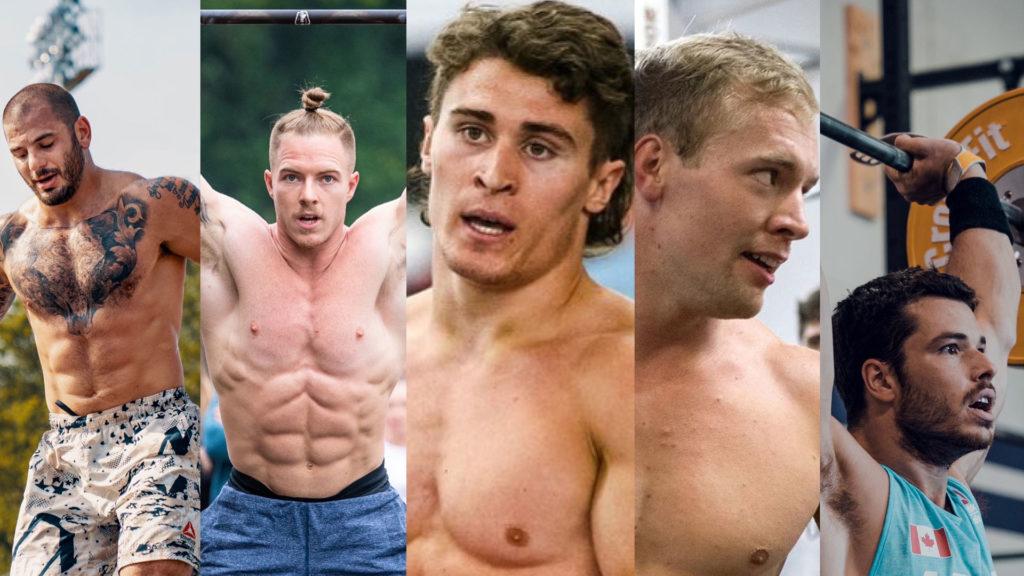 Finalisti uomini CrossFit Games 2020